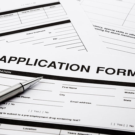 Investment forms and applications